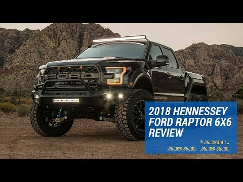 2018 Hennessey Ford Raptor 6x6 Review