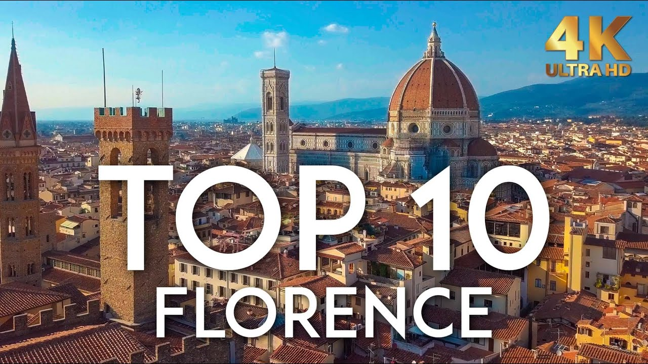 Download TOP 10 Things to do in FLORENCE | Italy Travel Guide 4K