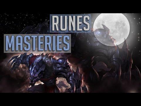[Season 7] Diamond Warwick Guide ☯ Best Runes And Masteries