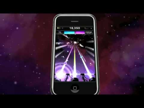 Tap Tap Revenge 2 for the iPhone and iPod Touch