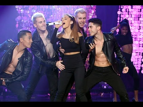 Ariana Grande - Problem (Live on The Ellen...