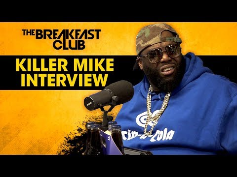 The Breakfast Club - Killer Mike On Interracial Marriage, Public Vs Private Education + New Show