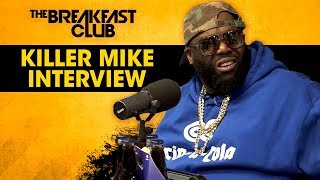 Killer Mike On Interracial Marriage, Public Vs. Private Education, \'Trigger Warning\' + More