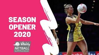 Vitality Netball Superleague Season Opener 2020