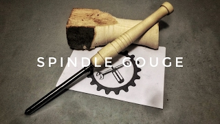 ZepLabs: Spindle Gouge DIY