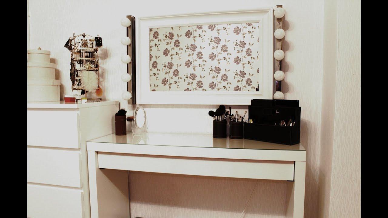 Столик для хранения косметики