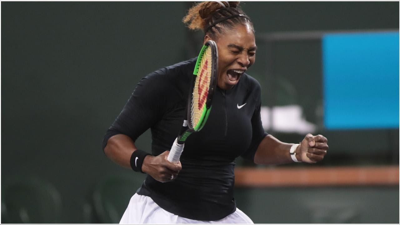 Serena Williams outlasts Victoria Azarenka in one mother of a second-round match
