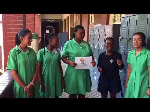 Four Forces - Pretoria High School for girls robotics team