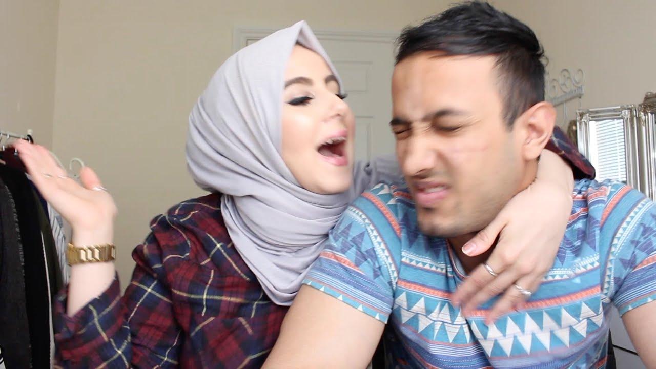 CAUGHT MY HUSBAND SMOKING WEED!!!   HUSBAND VS WIFE - YouTube