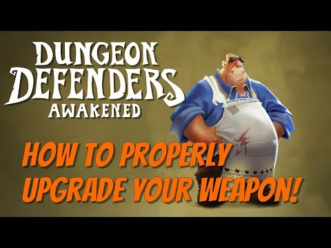 DDA - How To Properly Upgrade Your Weapon!