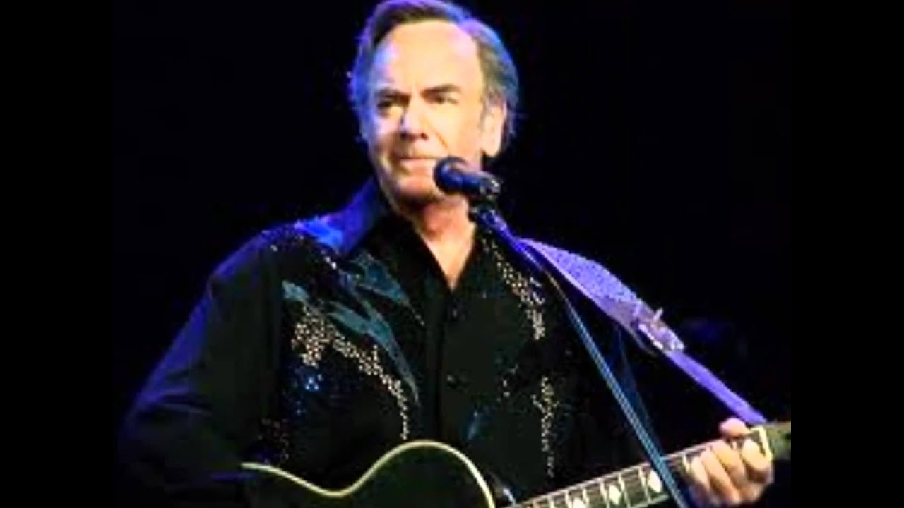 Neil Diamond And Red Red Wine