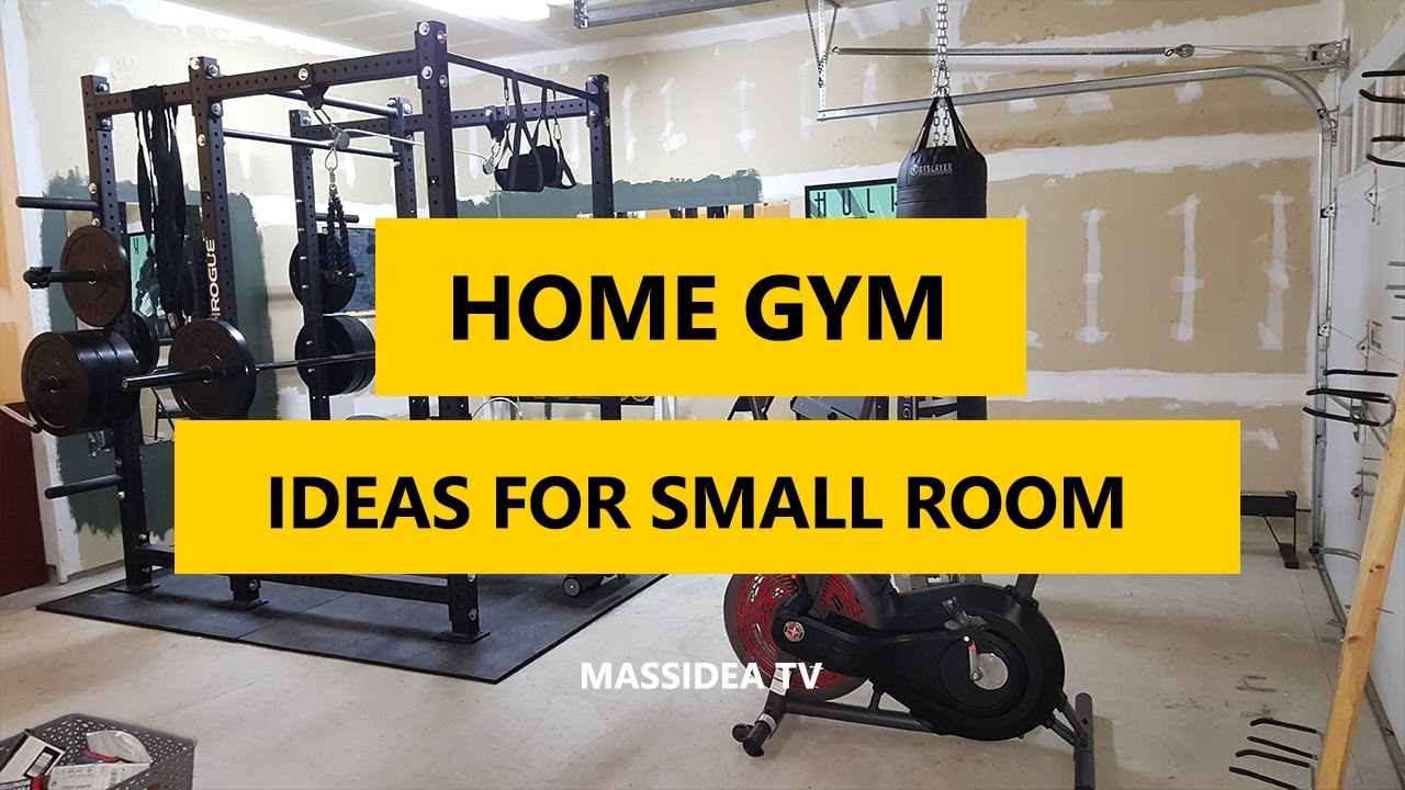 65+ Best Home Gym Designs Ideas for Small Room 2018 - YouTube