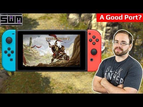 Titan Quest Nintendo Switch - A Port Worth Your Money?