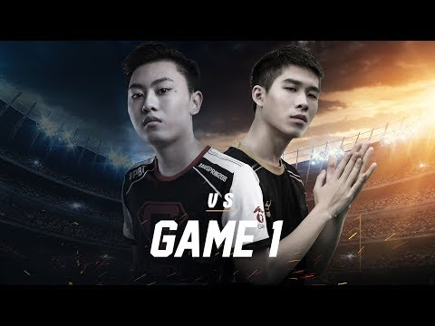GameTv vs Team Flash - Game 1 - ĐTDV Mùa Xuân 2018 - Garena Liên Quân Mobile