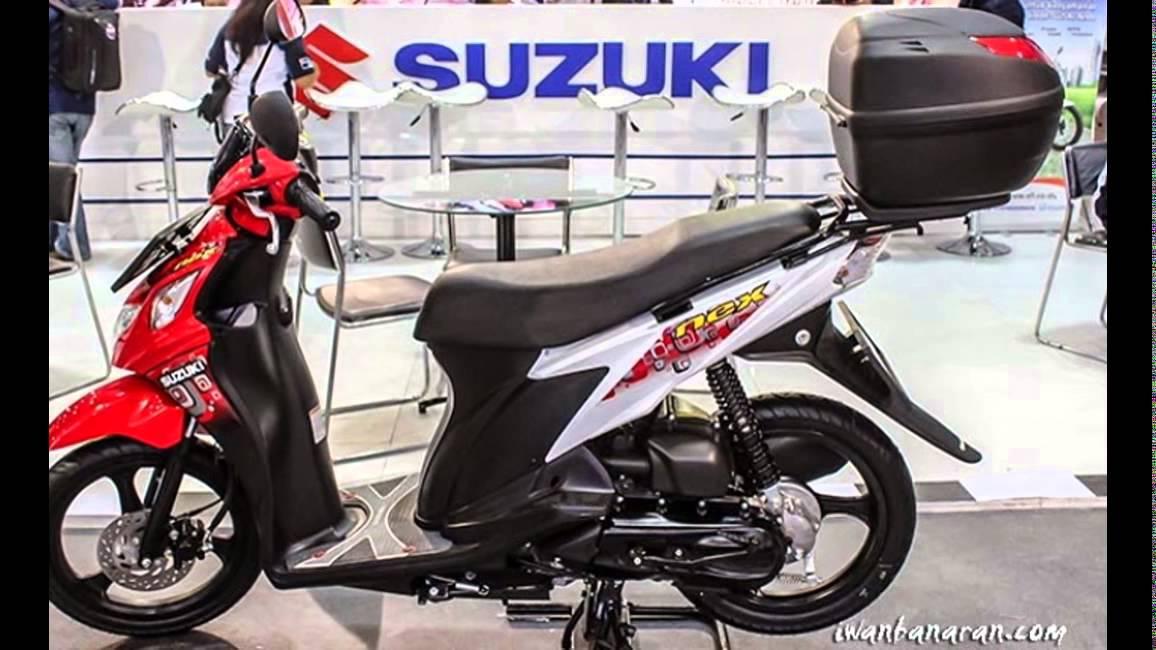 Suzuki Nex Super F1 113cc 2014