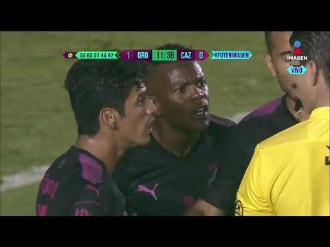 Querétaro 1-2 Cruz Azul   Los mejores momentos