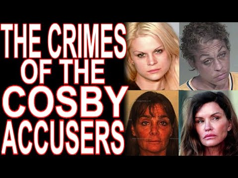 The Lies & The Crimes of the Cosby Accusers -What The Media Hid From You!