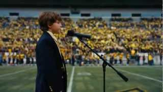 The Dark Knight Rises - Bane Destroys Gotham + Stadium Anthem (HD) IMAX