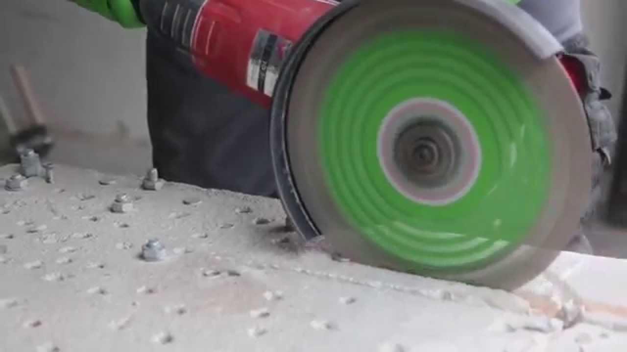 Reca Diaflex Beton Granit Youtube