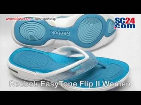 63238031bdbdc5 Reebok EasyTone Flip II Women Art Nr 25021 - YouTube