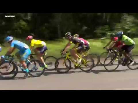 Tour du Gabon 2017 - 5ème étape : Lambarene - Kango