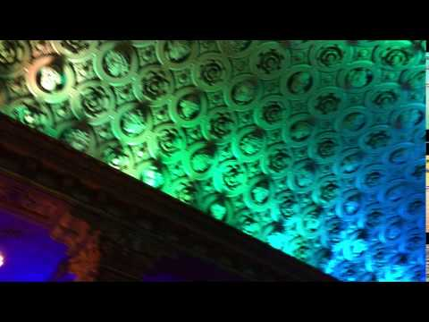 Louisville Palace Theater Faces Lobby Lighting by Falls City Lighting