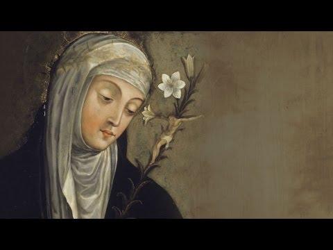 Quem foi Santa Catarina de Sena?