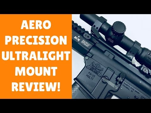 aero-precision-ultralight-30mm-scope-mount-(the-best-scope-mount-for-an-ar-15!)