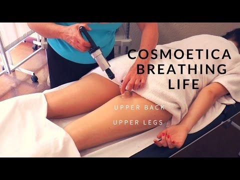 ASMR. Cosmoetica Breathing Life. Upper Back Upper Legs