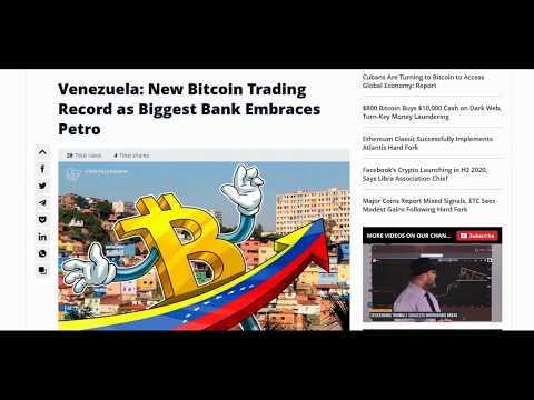 Top Crypto daily news ! Cubans, Venezuelans and Bitcoin, Samsung and blockchain smartphone market  !