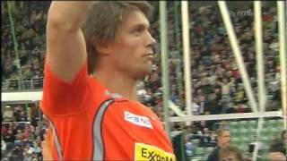 Javelin Throw - Andreas Thorkildsen - 91.59m
