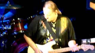 Walter Trout Band - Outta Control -20th Anniversary Tour- The Brook Southampton 29.10.09.