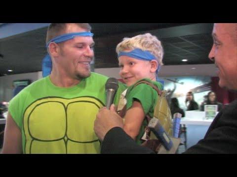 First Fans - Teenage Mutant Ninja Turtles Movie Review