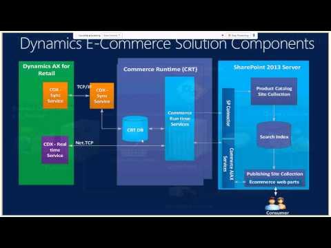 AX R3 - Retail - CTP4 Web Cast - E Commerce - Part 1