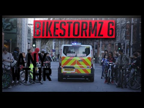 Bikestormz 6 | 1000's of Bikes | Knife Crime Protest