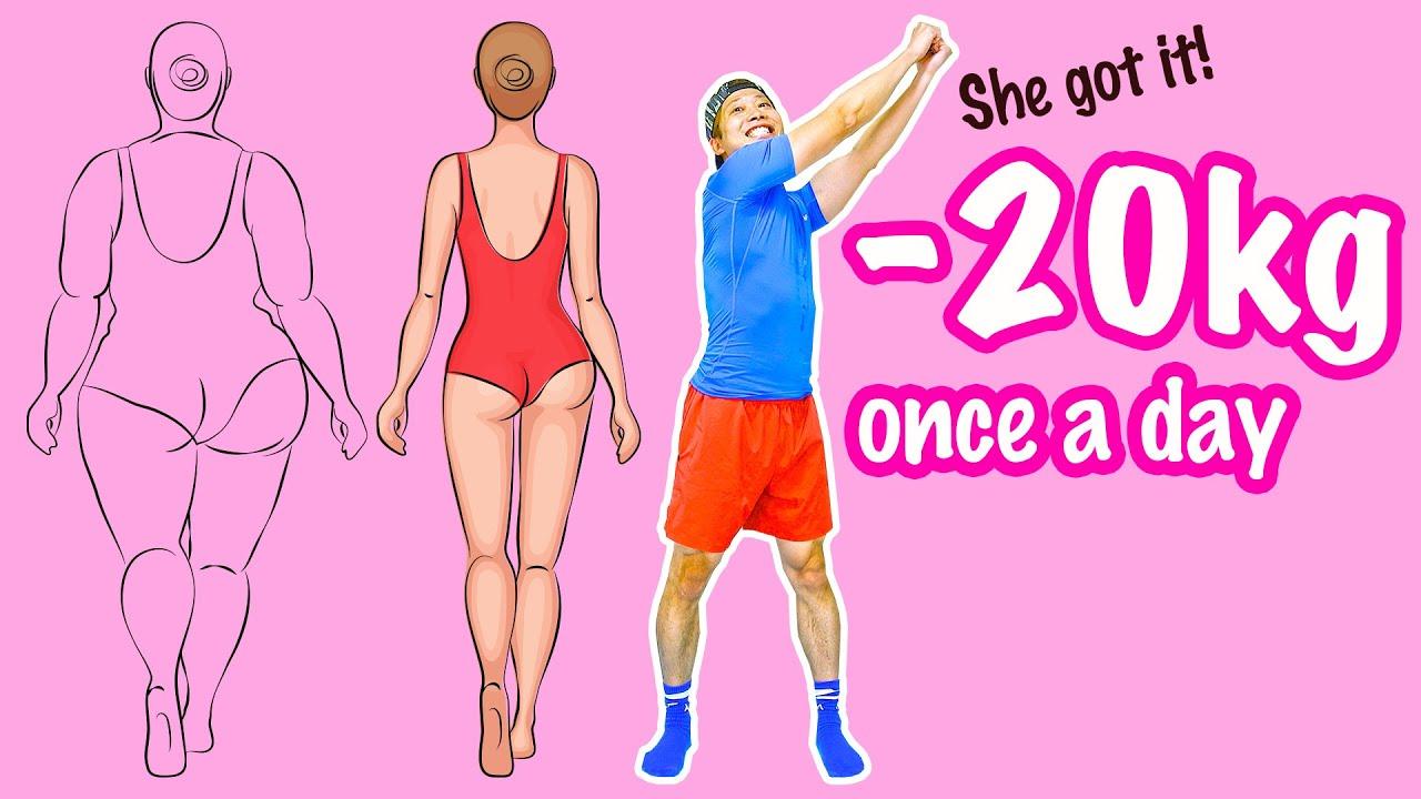 [30日間] 最強の4種目で全身の脂肪を落とす