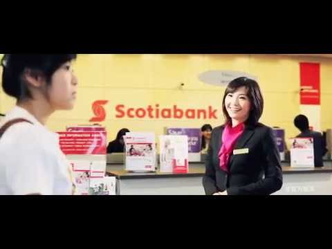 Scotia Bank International Student Service