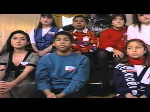 President Clinton Answering jordan peele's Question