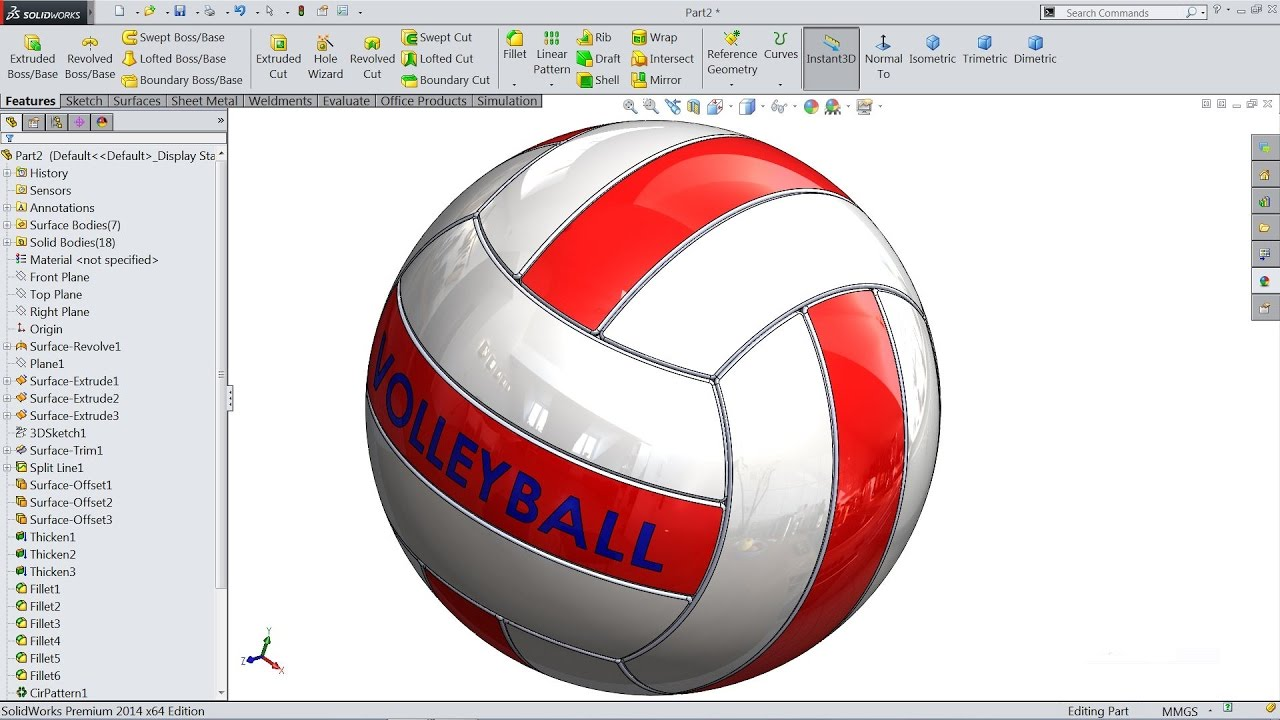 history and origin of volleyball