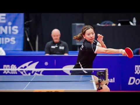 2018 iSET College Table Tennis Championships - Singles Elimination Rounds (Day 3) - Table 3