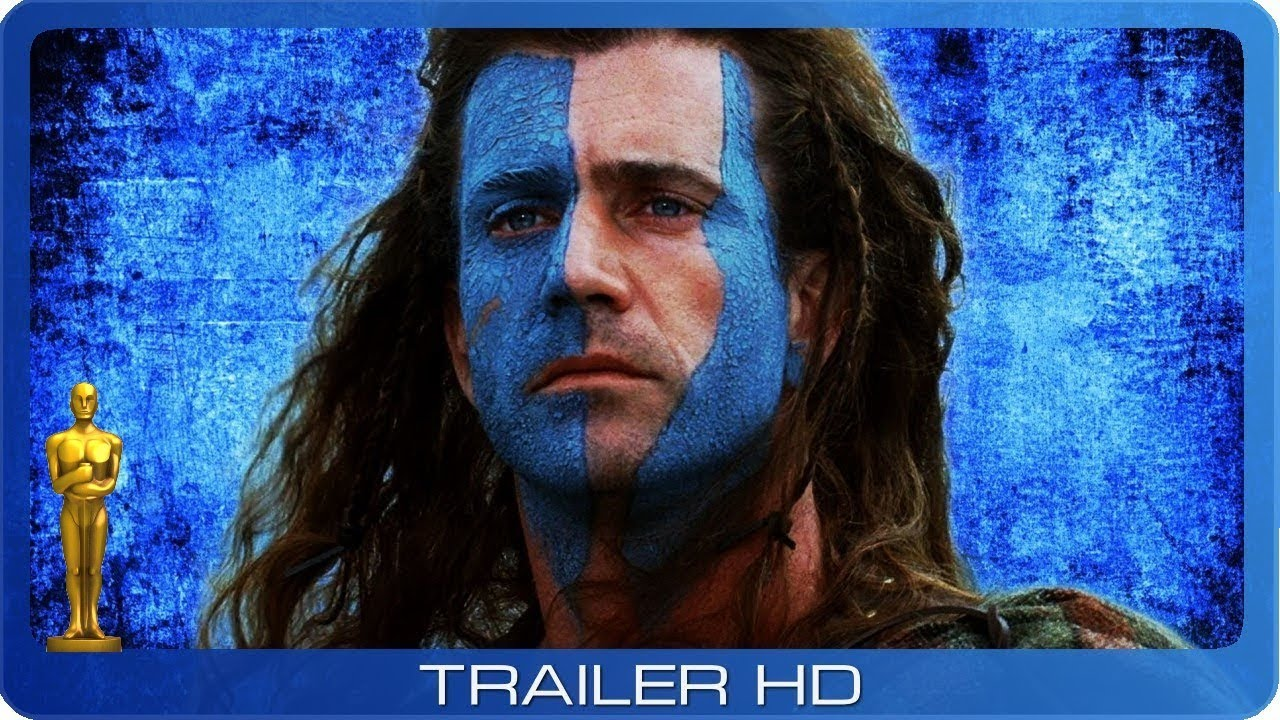 Braveheart ≣ 1995 ≣ Trailer ≣ German | Deutsch