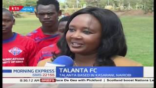 Talanta FC Chairperson: We push our players to do better | Sports Chat