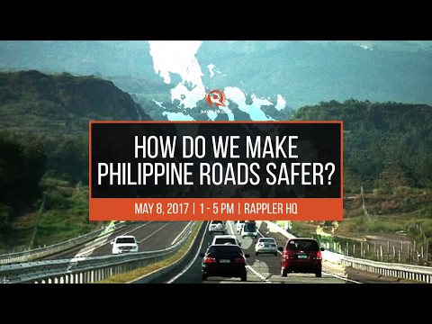 Road Safety Forum: How do we make Philippine roads safer?