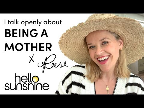 Why Reese Witherspoon is 'glad' she had kids when she was young