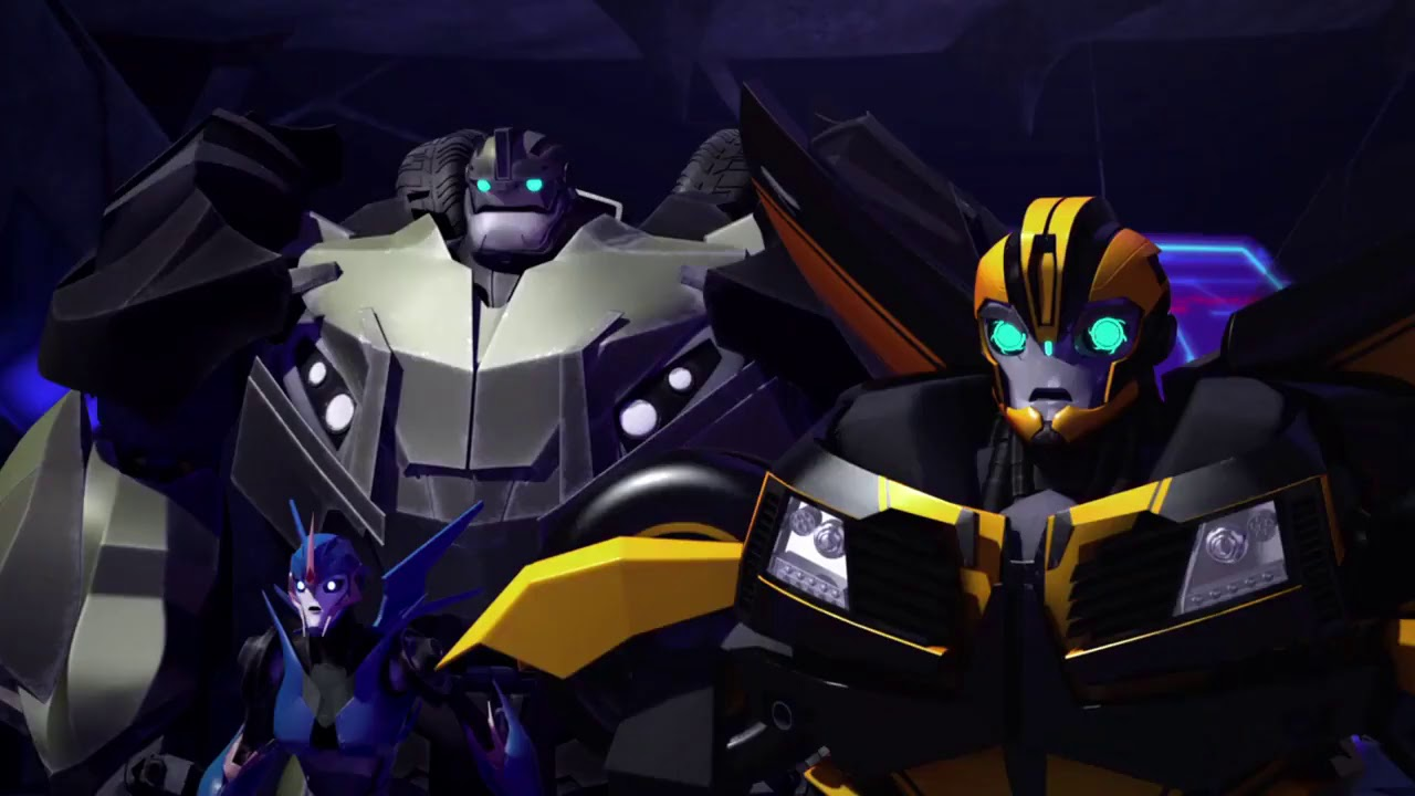 Transformers Prime Predacon Rising Part 11 In Hindi In HD @Transformers Facts
