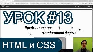 Таблицы в HTML и CSS l Обучение по книгам l RostAcademy