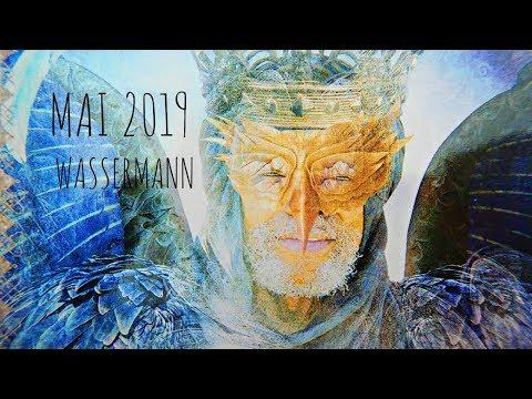 WASSERMANN Mai 2019 - Arbeit An Der Harmonie