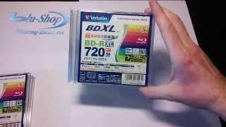 Verbatim BDXL 100GB