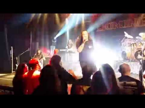Domine - True believer Live 2015 full HD!