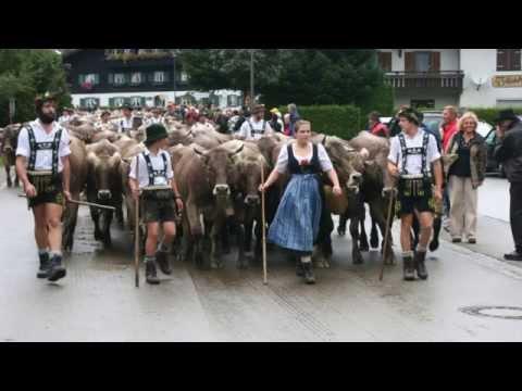 Uff d' Alpa doma II - Jodellied - Allgäu - Volksmusik